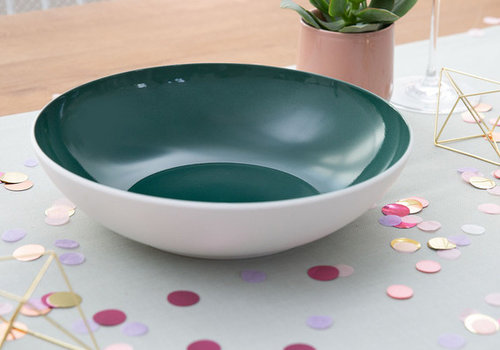 Villeroy & Boch Serveerschaal effen It's my match - Green groen