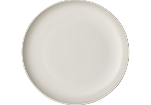 Villeroy & Boch Plat bord effen It's my match - wit