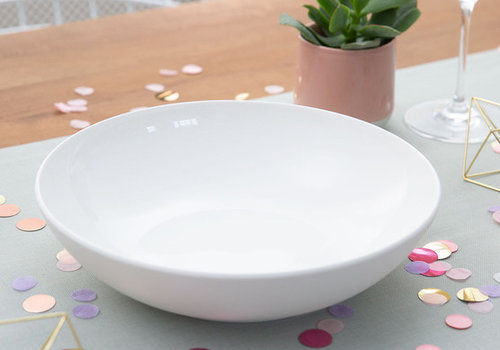 Villeroy & Boch Serveerschaal effen It's my match - wit