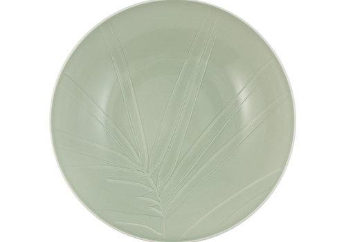 Villeroy & Boch Serveerschaal Leaf It's my match - Mineral lichtgroen