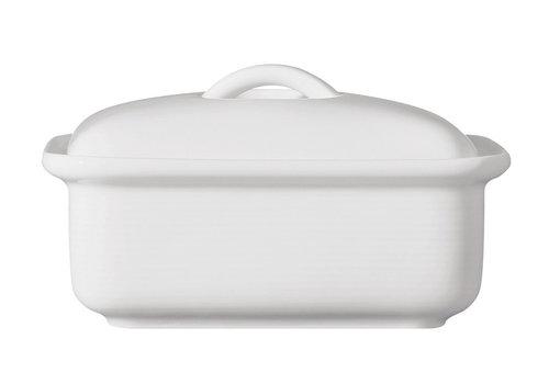 Thomas Boterpot met deksel Trend wit 250 gr