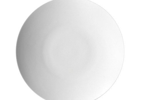 Thomas Plat bord Loft rond wit 28 cm