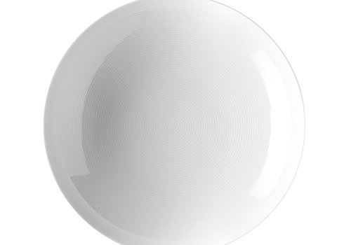 Thomas Diep bord Loft rond wit 24 cm