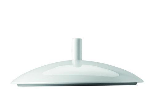 Thomas Deksel voor slakom / groentekom Loft rond wit 23 cm