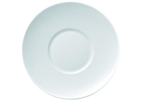 Thomas Schotel / Ondertas voor koffiekop Loft recht model wit