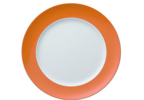 Thomas Plat bord Sunny Day Oranje 27 cm