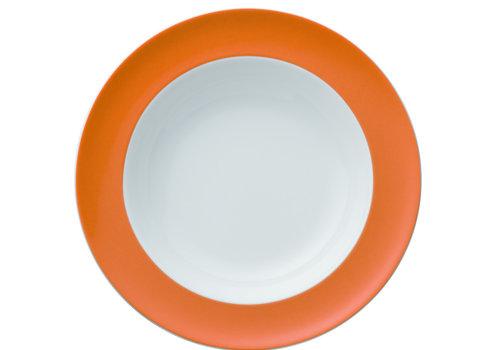 Thomas Diep bord Sunny Day Orange  23 cm
