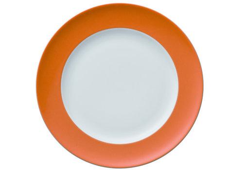 Thomas Dessertbord Sunny Day Orange 22 cm