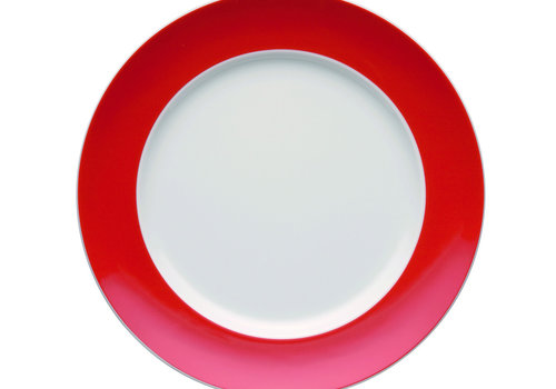 Thomas Plat bord Sunny Day New Red 27 cm
