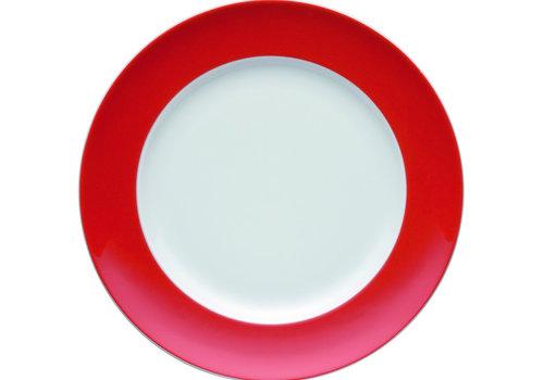 Thomas Dessertbord Sunny Day New Red  22 cm