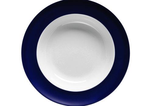 Thomas Diep bord Sunny Day Cobalt Blue 23 cm