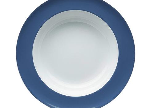 Thomas Diep bord Sunny Day Nordic Blue 23 cm