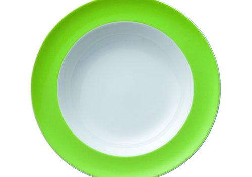 Thomas Diep bord Sunny Day Apple Green 23 cm