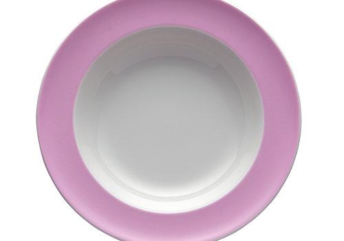 Thomas Diep bord Sunny Day Light Pink 23 cm
