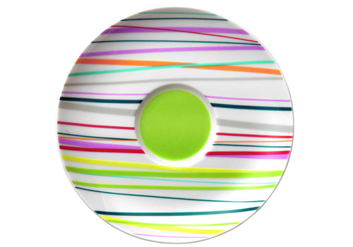 Thomas Schotel / Ondertas voor koffiekop Sunny Day Stripes