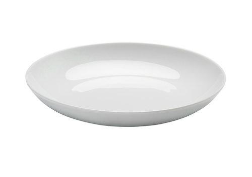 Arzberg Diep bord Cucina wit 22 cm coupevorm