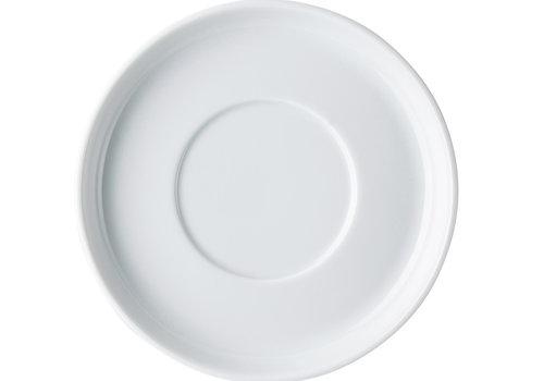 Arzberg Schotel / Ondertas voor koffiekop Cucina wit