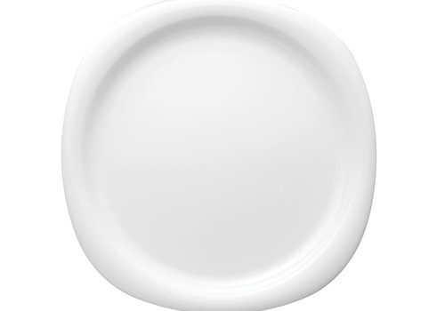 Rosenthal Plat bord Suomi wit 28 cm