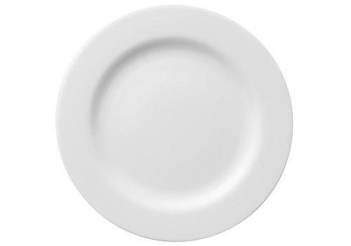 Rosenthal Dessertbord Moon wit 22 cm