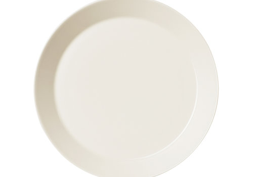 Iittala Plat bord / Dessertbord Teema wit 23 cm