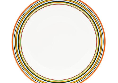 Iittala Plat bord Origo oranje 26 cm