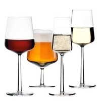 thumb-Set 4 witte wijnglazen Essence-2