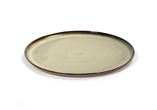 Serax Plat bord Anita Le Grelle 26 cm Misty Grey B5116161