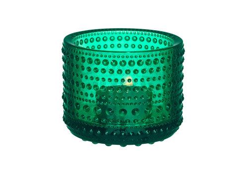 Iittala Sfeerlichtje Kastelhelmi  emerald smaragd