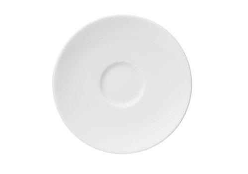 Thomas Schoteltje / Ondertas voor mokkakop - espressokop Vario wit