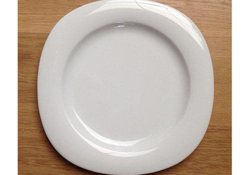Rosenthal Gourmetbord / plaatsbord Suomi wit 32 cm