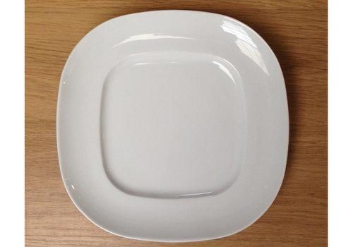 Thomas Vierkante afgeronde borden 32 cm Amici wit