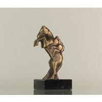 Ros Beiaard in brons