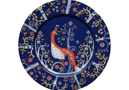 Iittala Dessertbord Taika blauw