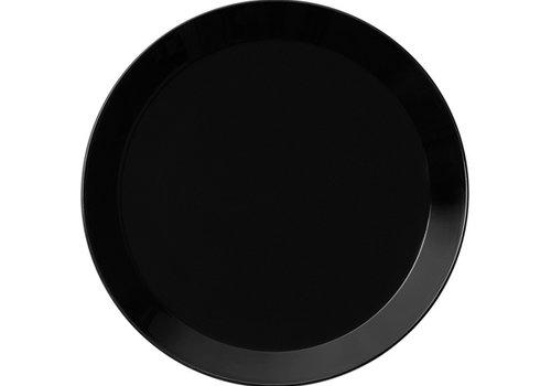 Iittala Plat bord Teema zwart 26 cm