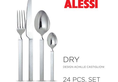 Alessi Set bestekken 24-delig Dry