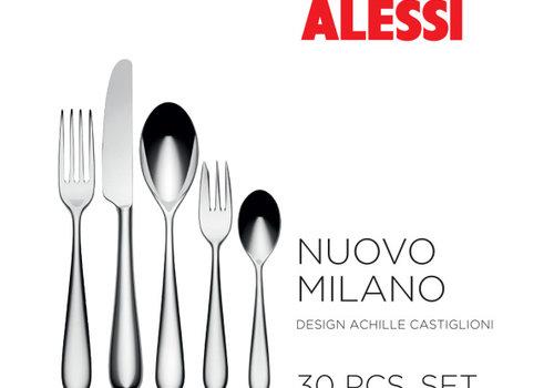 Alessi Set 30-delig Nuovo Milano