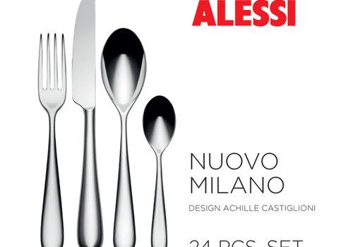 Alessi Set 24-delig Nuovo Milano
