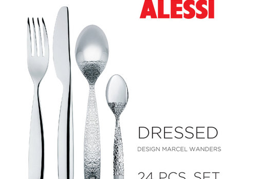 Alessi Set 24-delig Dressed