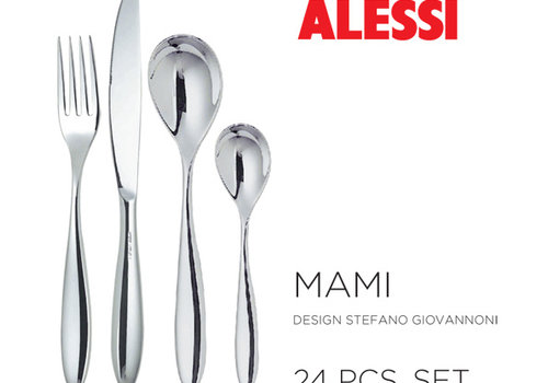 Alessi Set 24-delig Mami