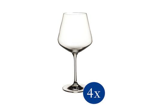 Villeroy & Boch Set van 4 bourgogneglazen La Divina 68 cl 243 mm