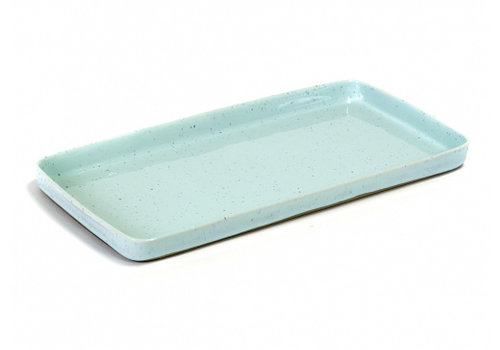 Serax Rechthoekige schotel Anita Le Grelle light blue B5116175
