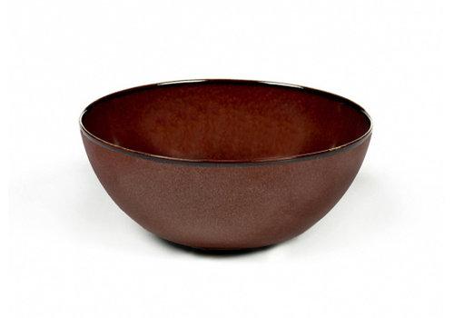 Serax Bowl / Bol Anita Le Grelle 10,8 cm Rust B5116127