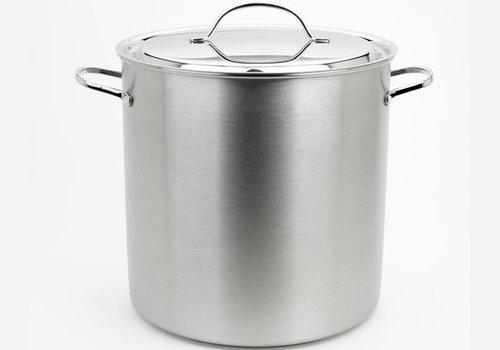 Demeyere Grote kookpot / Soepketel Resto by Demeyere 30 cm 21 L