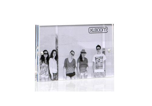 XLBOOM Fotokader acryl / magnetisch 10x15 cm