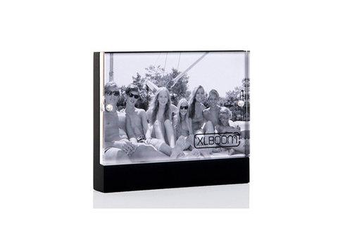 XLBOOM Fotokader Siena 10x15 cm zwart coffee horizontaal