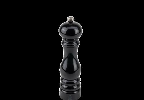 Peugeot Zoutmolen Paris zwart gelakt  U'Select 22 cm