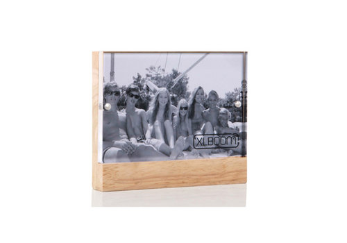 XLBOOM Fotokader Siena 10x15 cm Trimp rubberwood horizontaal
