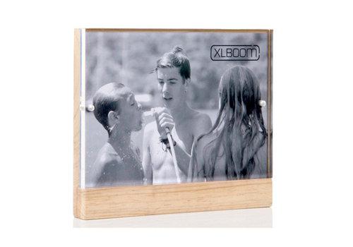 XLBOOM Fotokader Siena 13x18 cm Trimp rubberwood horizontaal