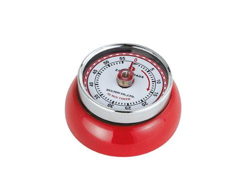 Zassenhaus Timer Speed rood