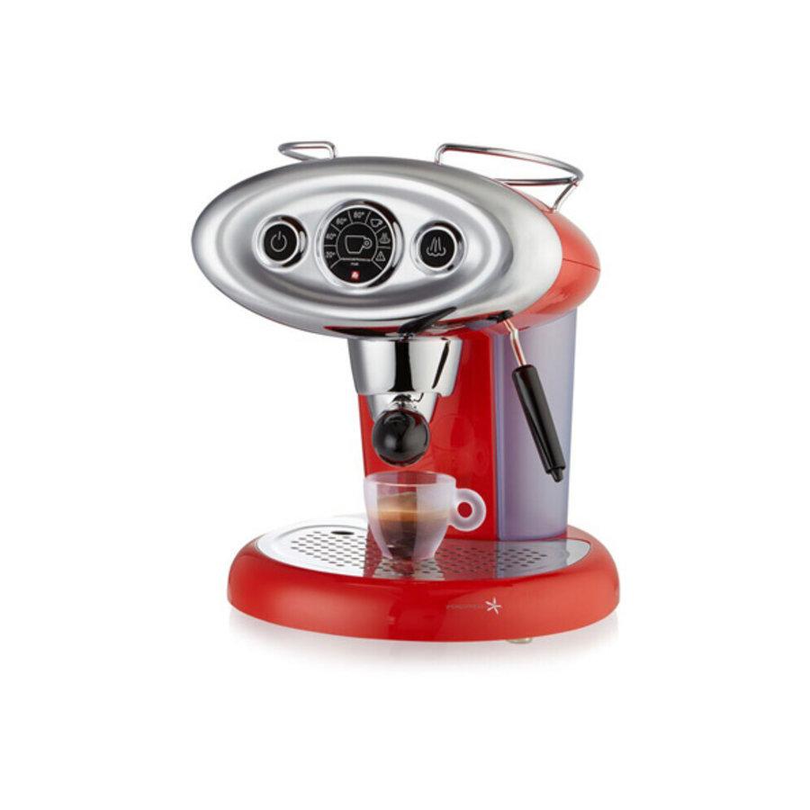 Espressoapparaat rood X7.1-2